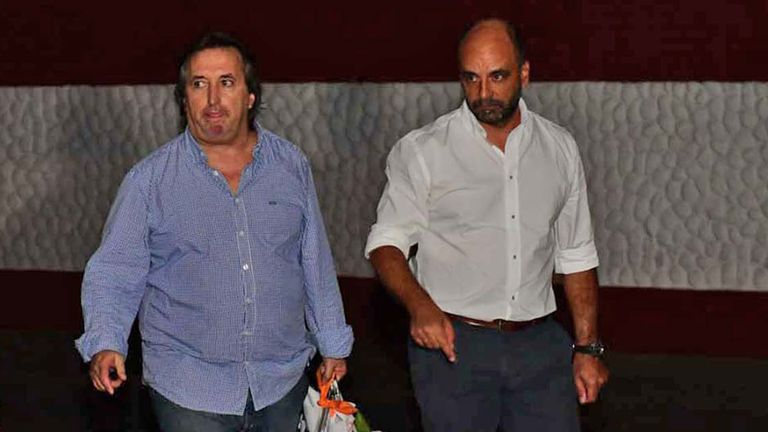 Liberaron a José María Núñez Carmona