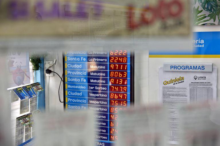 SOCIEDAD.Fotos de elementos de Loterias oficiales09/01/19FOTO:Fernando Massobrio