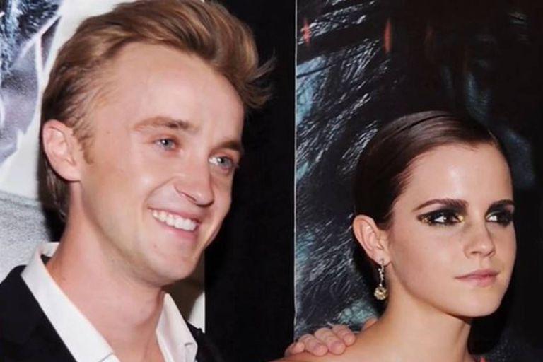 ¿Hubo algo más entre Draco Malfoy y Hermione Granger fuera de Hogwrats?