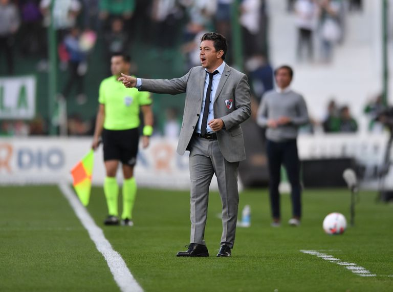 La opinión de Gallardo sobre la manera en que los hinchas argentinos debieron tratar a Messi