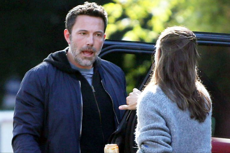 La fuerte discusión entre Ben Affleck y Jennifer Garner