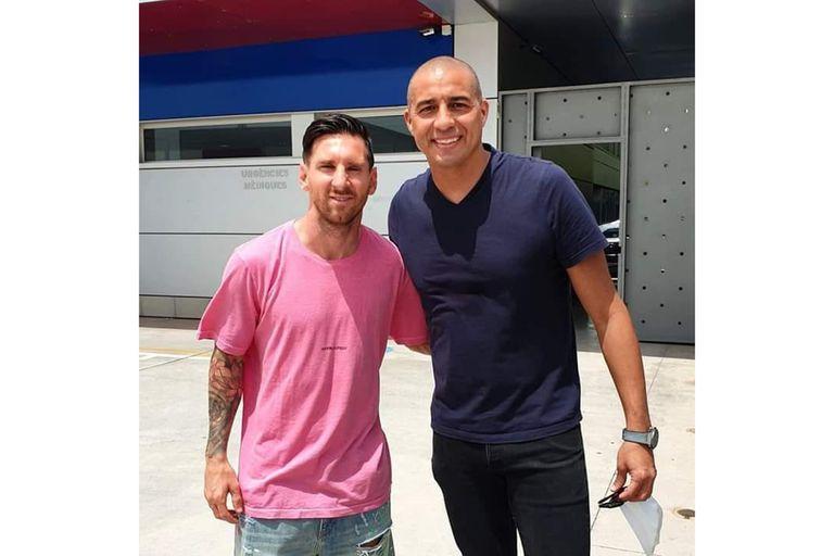 """Trezeguet, además del talento, distingue en Messi su voracidad competitiva: """"A estos tipos sólo les interesa ganar, el resto es todo secundario para ellos"""", comenta"""