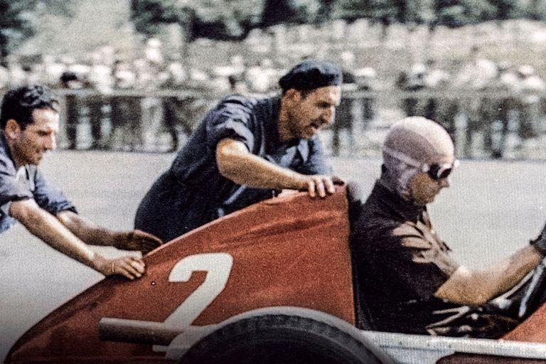 Fangio: el hombre que domaba a las máquinas, de Netflix