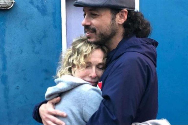 """El romántico posteo de Nacho Levy a Gloria Carrá: """"El amor es más fuerte"""""""