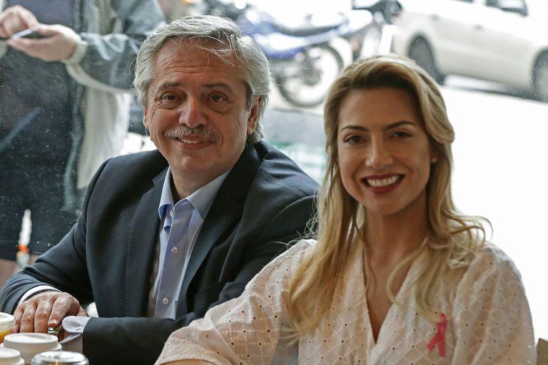 Alberto Fernández anunció el sexo del bebé que espera con Fabiola Yáñez