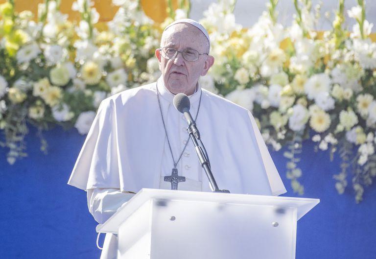La grave denuncia del Papa que aviva la interna del Vaticano