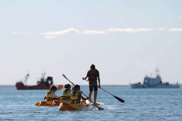 Las Grutas fue elegida como la mejor playa argentina en un ranking extranjero