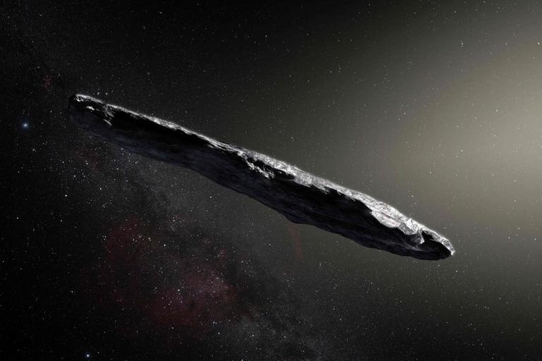 Avi Loeb, director del Departamento de Astronomía de la Universidad de Harvard, aseguró que Oumuamua es el primer signo de vida inteligente más allá de la Tierra detectado en nuestro Sistema Solar