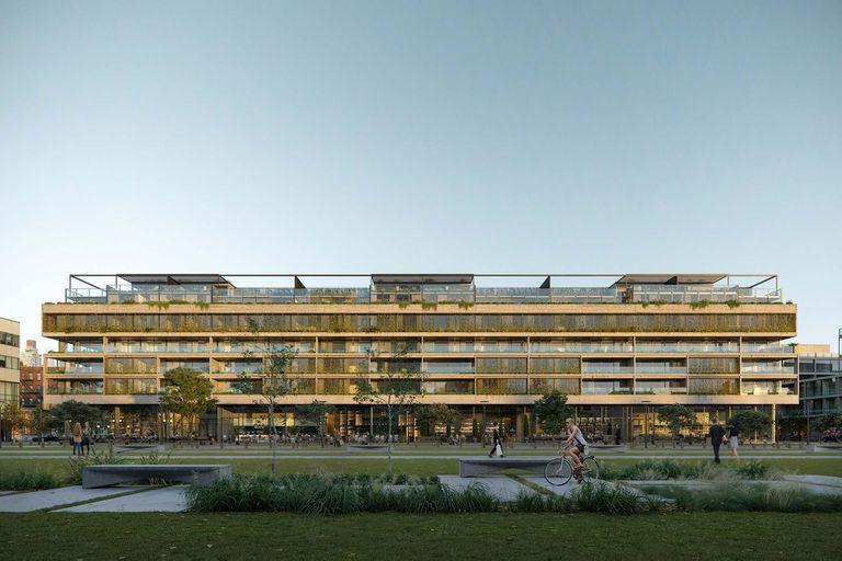 SENS. El concepto residencial que está cambiando Palermo