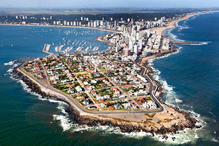 Punta del Este lleno de turistas y hay preocupación por un nuevo récord