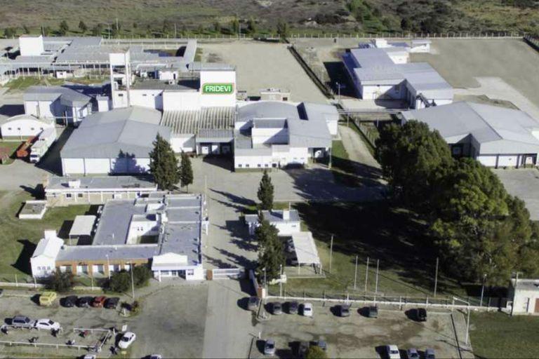 La empresa viene realizando millonarias inversiones en su planta de Viedma