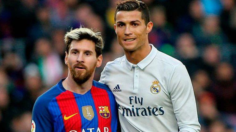 Messi y Cristiano Ronaldo, otra vez frente a frente