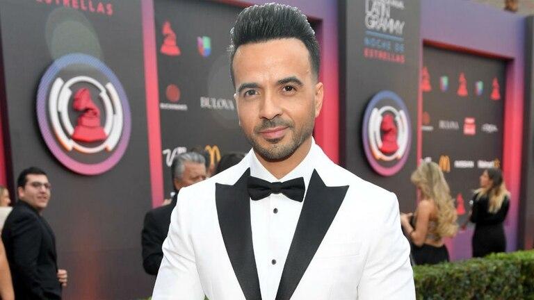 """Luis Fonsi se llevó 4 estatuillas de los Latin Grammy 2017 gracias al éxito de """"Despacito"""""""