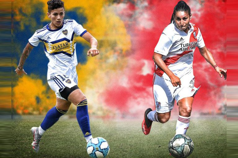 Boca - River: histórica final del primer torneo profesional del fútbol femenino