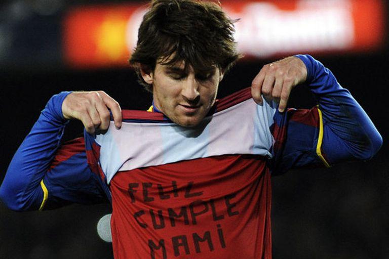Messi no podrá dedicar sus goles mundialistas con una camiseta