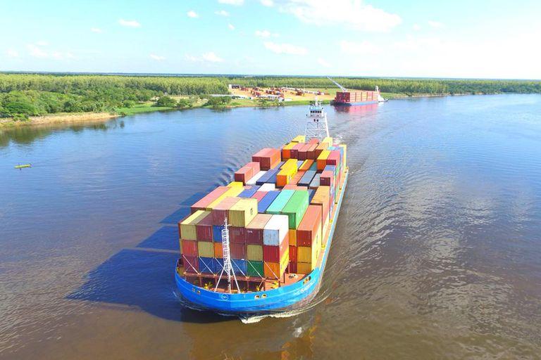 La integración fluvial ocupó un lugar central durante la visita oficial del presidente boliviano, Evo Morales, a la Argentina