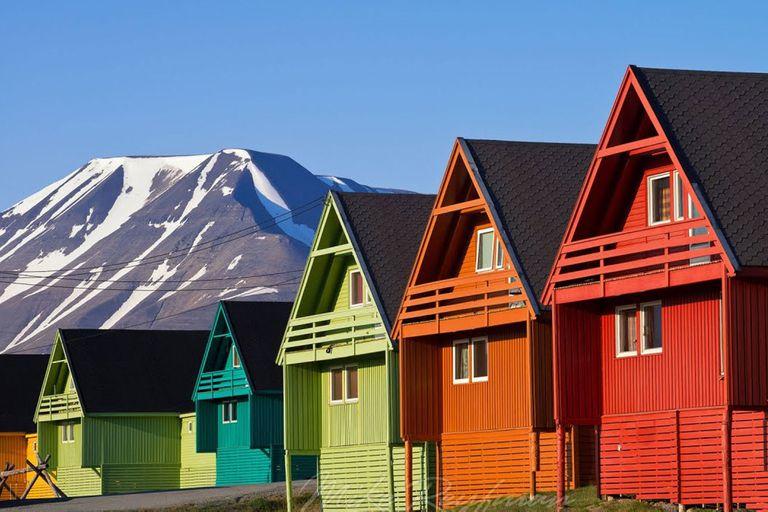 Así es Longyearbyen