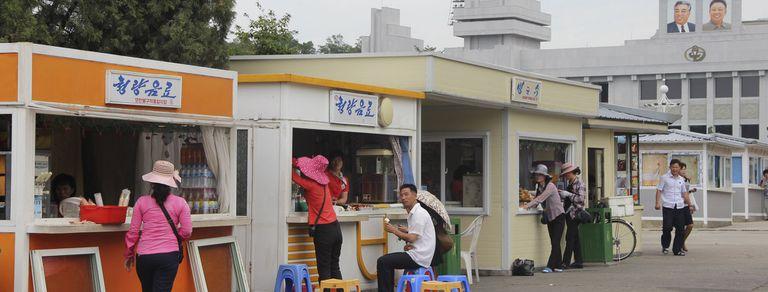 Corea del Norte, un viaje en el tiempo a una era pre-Internet