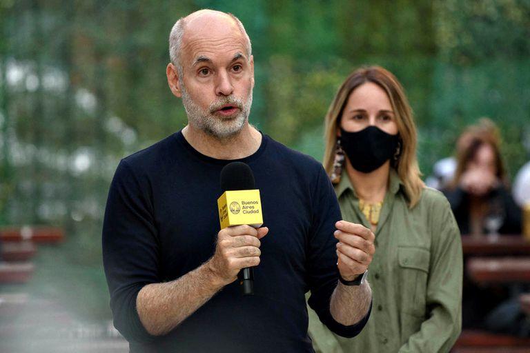 Larreta busca exhibir unidad y evita el fuego cruzado con Alberto Fernández: sus próximos pasos