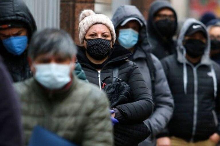 Los empleados privados sufrieron más la cuarentena que los públicos