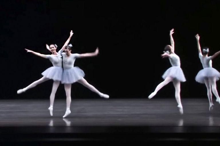 """El """"Vals del error"""" de Jerome Robbins, un ejemplo clásico del humor en el ballet"""
