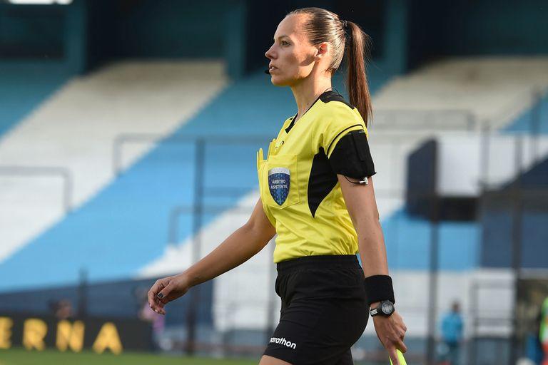 De Almeida. La asistente argentina elegida por la FIFA para el Mundial de Clubes