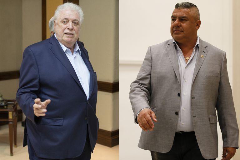 ¿Vuelve el fútbol? Se reúnen Tapia y Ginés con la mira puesta en la Libertadores