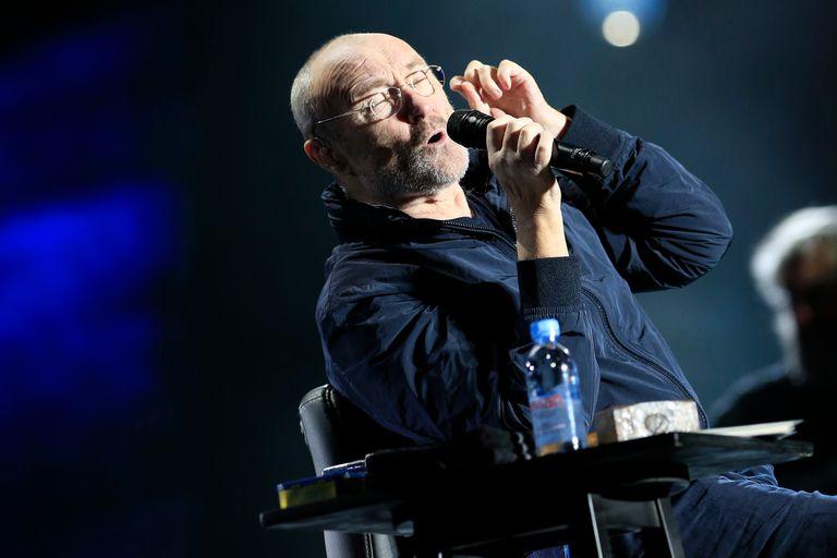 Los problemas de salud de Phil Collins vienen desde hace tiempo