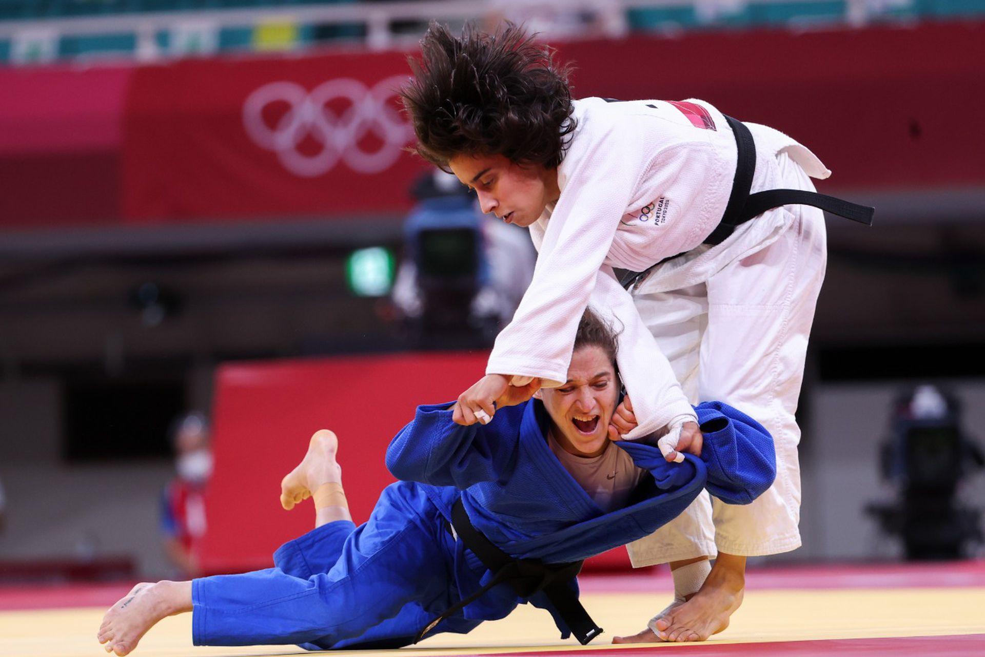 Pareto se despidio de los Juegos olimpicos de Tokio 2020.