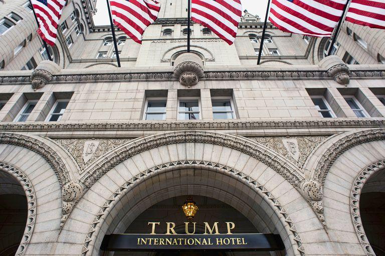 El Donald Trump International Hotel en Washington, DC