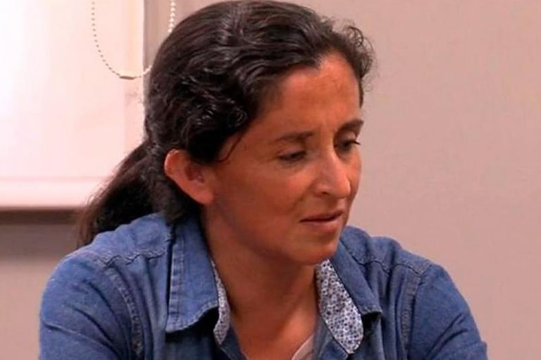 María Teresa Díaz confesó en el juicio oral,  que fue ella quien arrojó el cuerpo del recién nacido, pero señaló que no recordaba haber cometido el homicidio