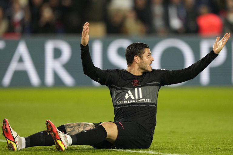 La decisión que tomó PSG sobre Mauro Icardi para el partido de la Champions