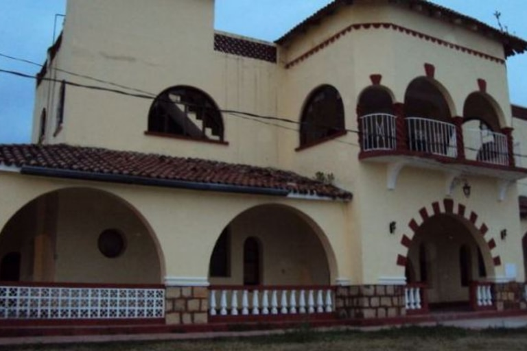 El rancho El Detalle, uno de los negocios ganaderos que tenía Cantinflas y ahora es un restaurante