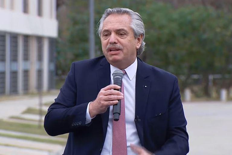 """El Presidente defendió el aumento que realizó su Gobierno, tras las tensiones que se originaron en el Ministerio de Economía; """"tengo la tranquilidad de que con las tarifas cumplí con los argentinos"""", sostuvo"""
