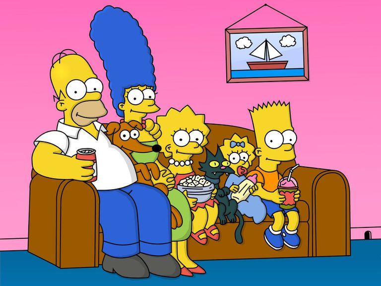 """Matt Groening: """"Mis personajes están basados en dibujos que hice en la primaria"""""""