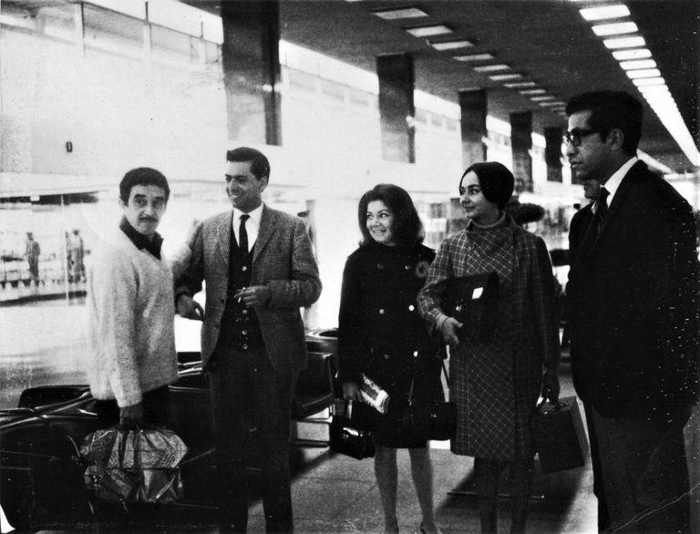 García Márquez y Vargas Llosa: Dos genios, del boom a la cachetada