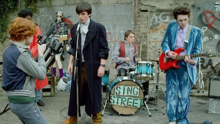 Sing Street de John Carney