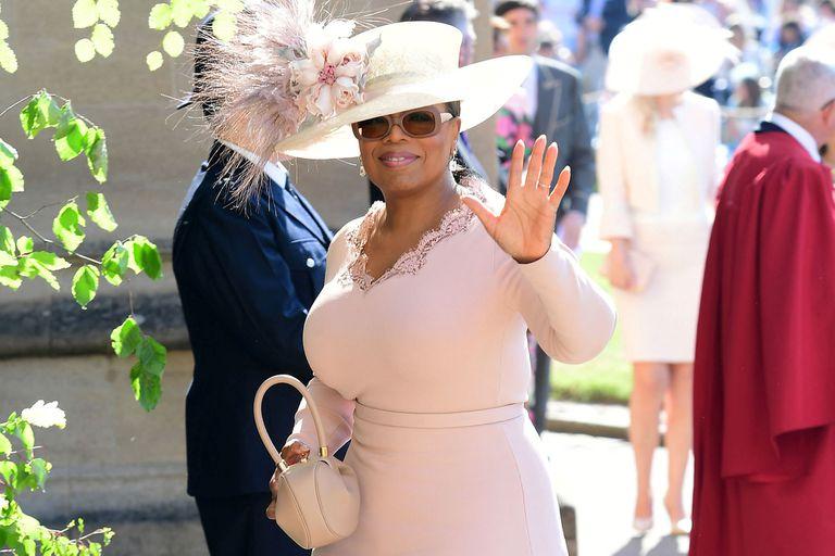 Oprah Winfrey, invitada al casamiento del príncipe Harry y Meghan Markle