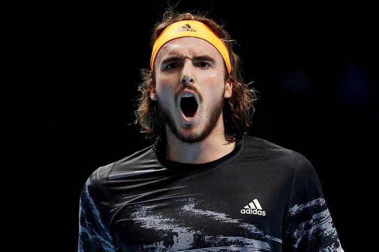 El griego Tsitsipas, de 21 años y 6º del ranking, ganó el Masters de Londres y en 2020 aspira a mucho más.