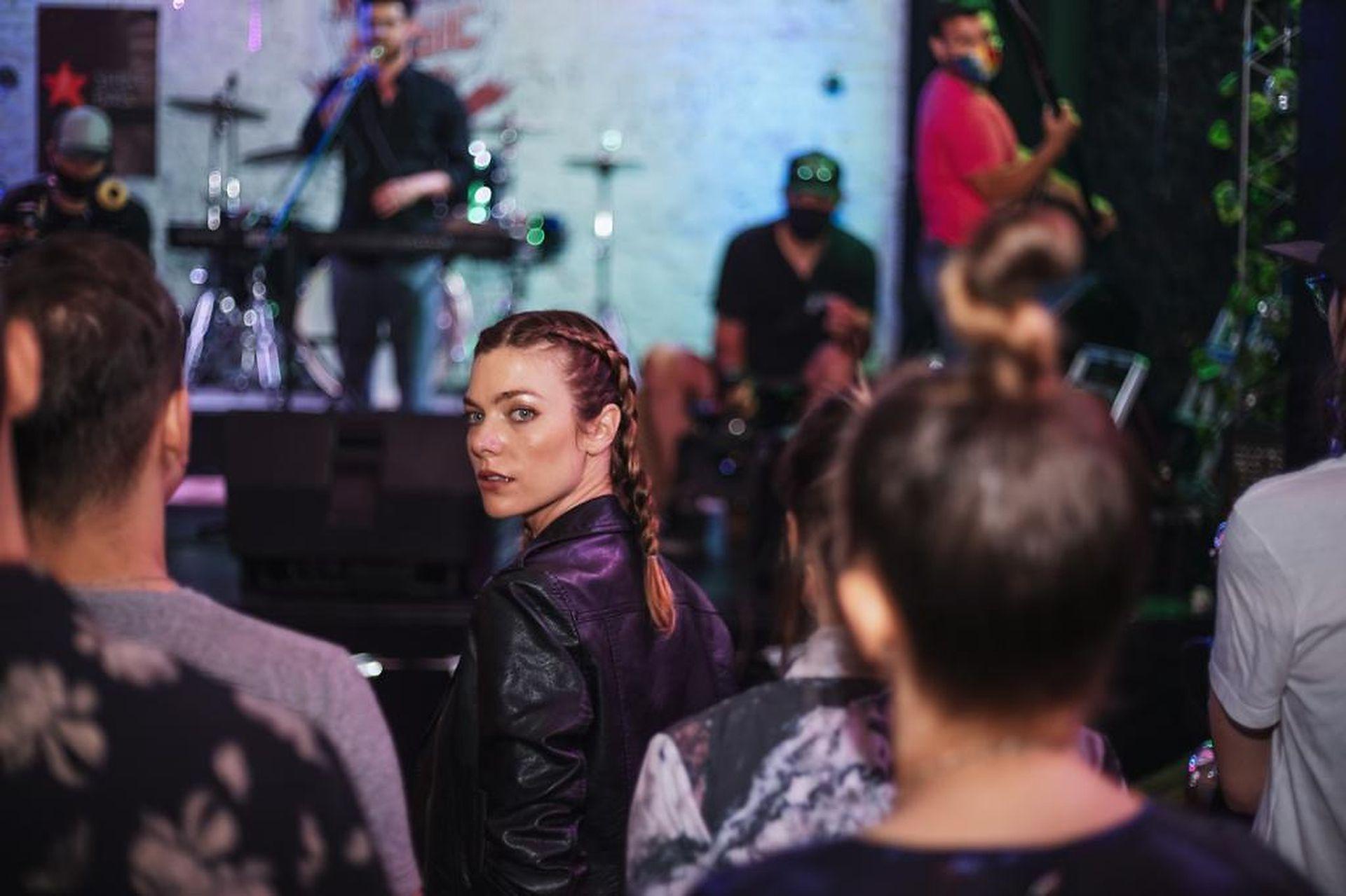 Laura Laprida en Millennials