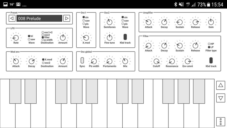 Common Analog Synth