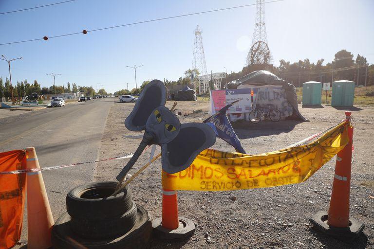 Plaza Huincul: así está la refinería que dejó sin nafta a Neuquén y Río Negro