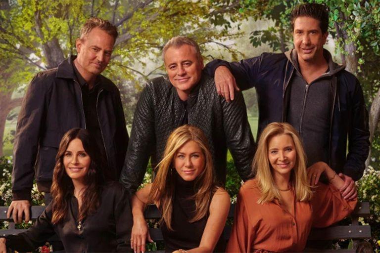 Friends: revelan cuánto cobraron los actores por filmar el episodio especial
