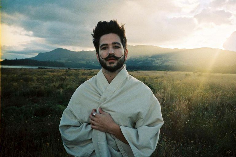 Camilo, cantante y novio de Evaluna Montaner.