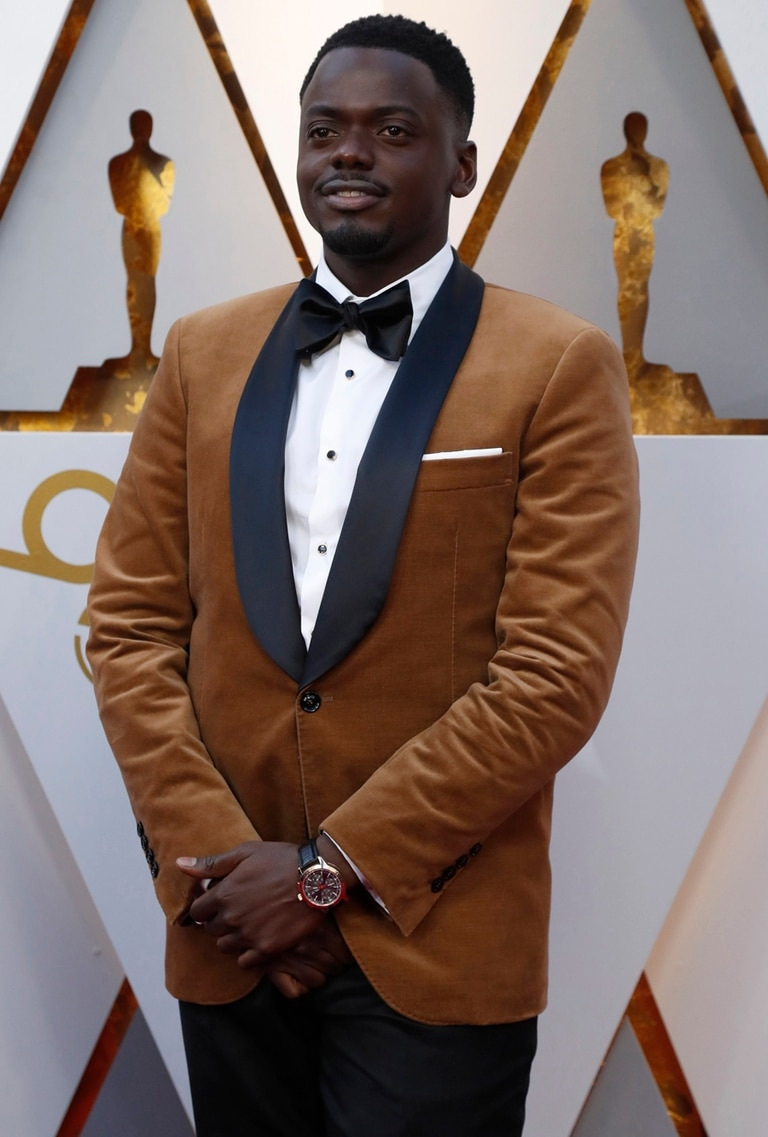 Daniel Kaluuya, nominado por su trabajo en ¡Huye!