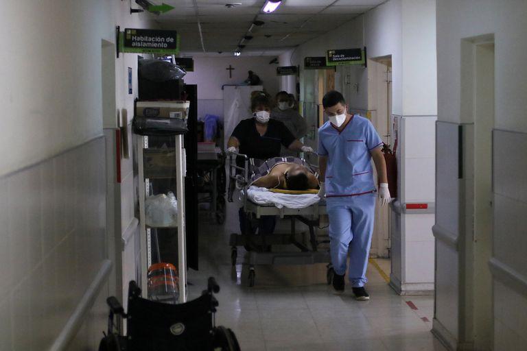 Se sumaron 84 muertos y 1825 nuevos contagios en las últimas 24 horas