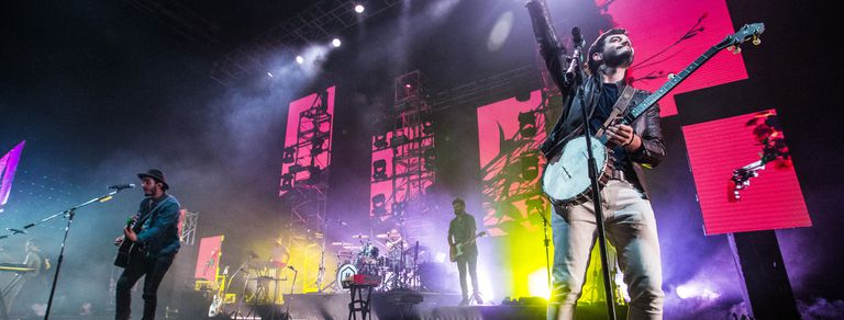 """Morat: la banda colombiana que empezó """"de abajo"""" y llegó a colmar el Luna Park"""