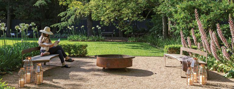 Espacios bien definidos. La clave de un jardín que se disfruta a toda hora