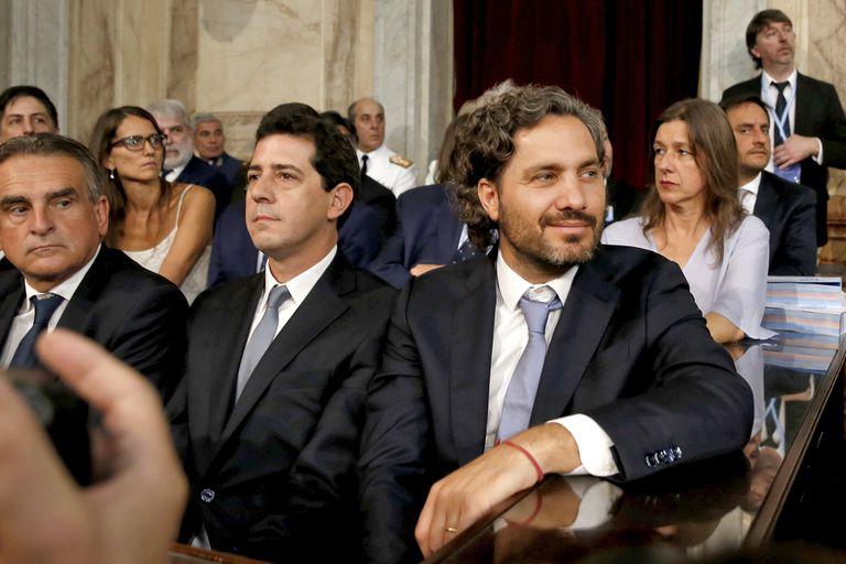 """Santiago Cafiero le respondió a Mauricio Macri: """"No hace una autocrítica del desastre que fue su gobierno"""""""