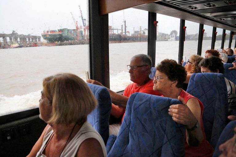 Lanzaron un servicio en lancha de San Isidro a Puerto Madero